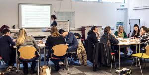 Social Enterprise Training Session